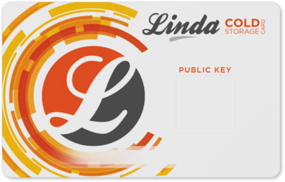 Linda Cold Storage Card (Oracle)