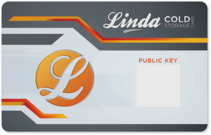 Linda Cold Storage Card (Executive)